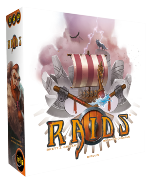 raids boite 3d ludovox iello jeu de societe