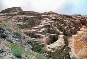 ruines assur