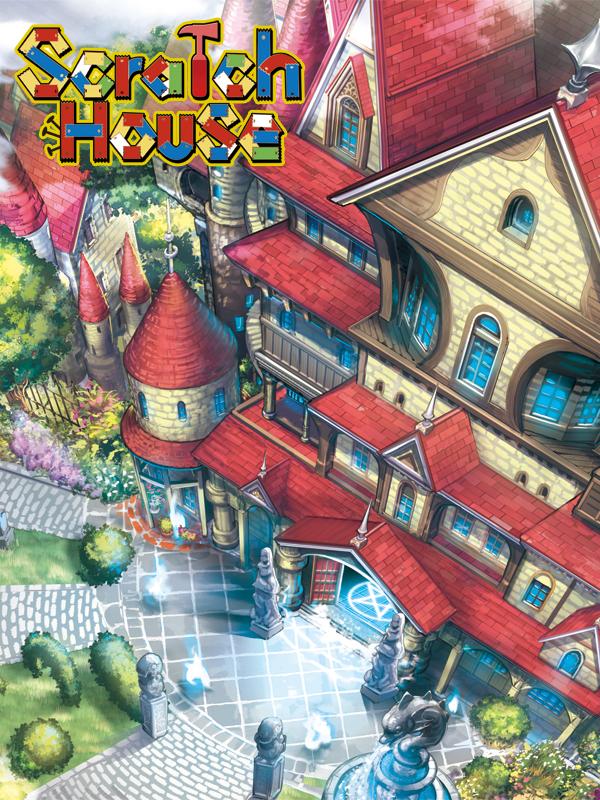 Scratch House, encore un gros jeu de Kuro