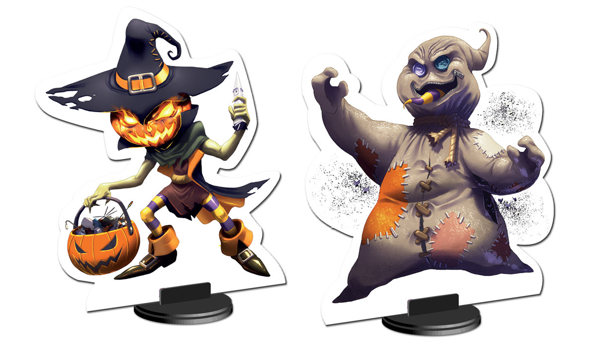 standees
