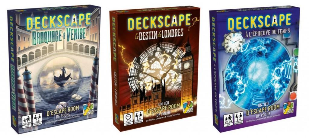 trois deckscapes