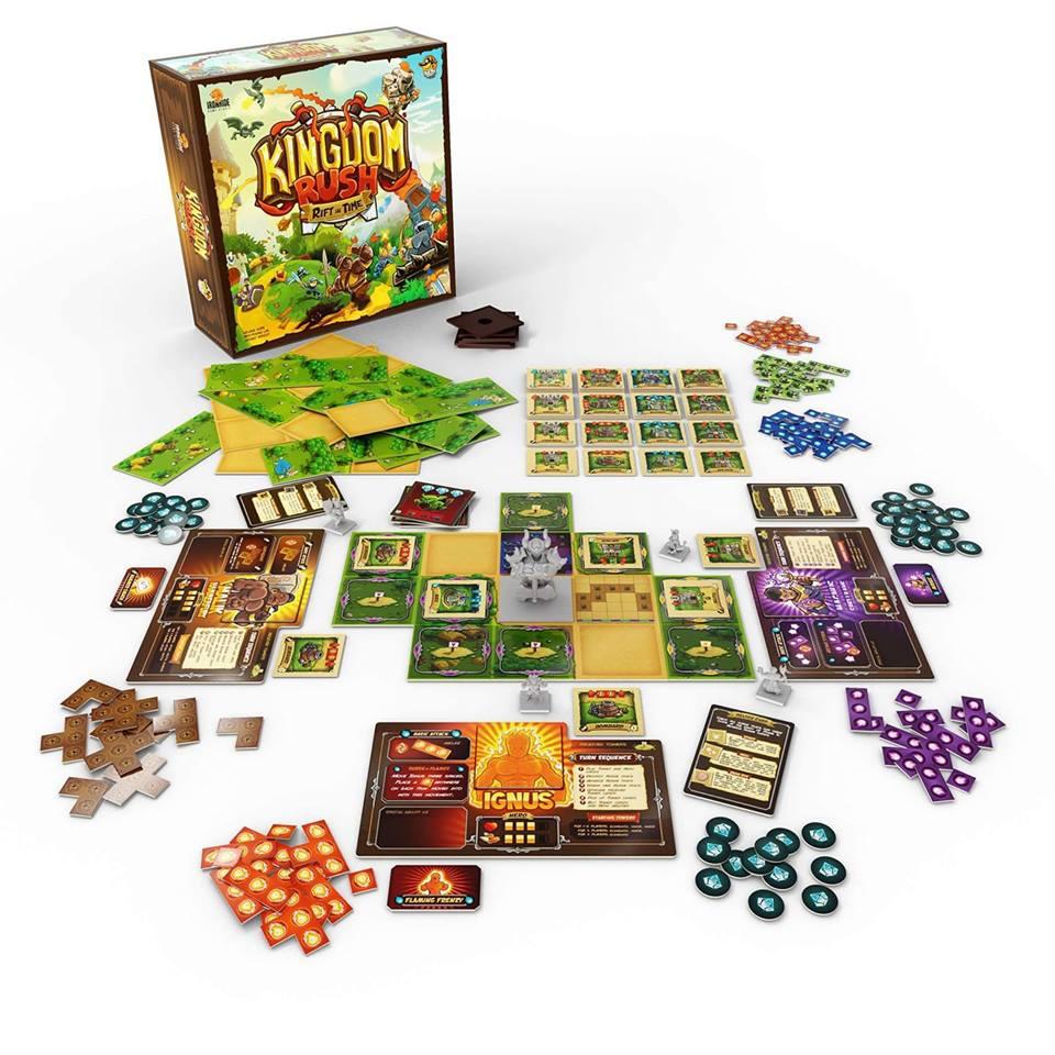 version boutique kingdom rush jeu