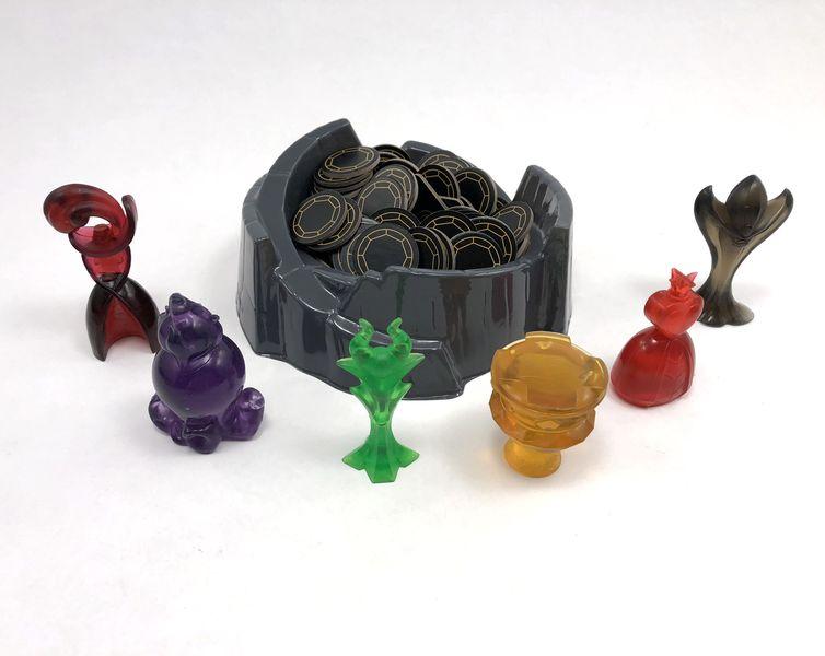 villainous box jeu de societe materiel
