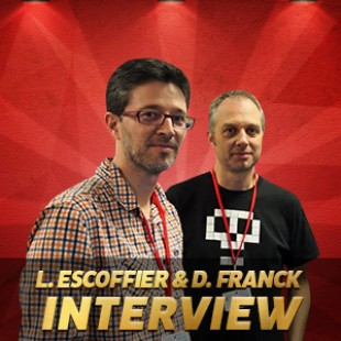 Cannes 2015 – Interview Laurent Escoffier & David Franck – Loony Quest