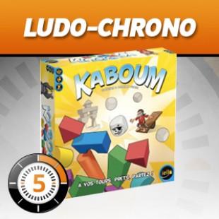 LudoChrono – Kaboum