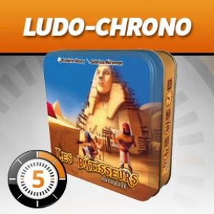 LudoChrono – Batisseurs Antiquité
