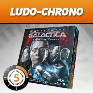LudoChrono – Battlestar Galactica