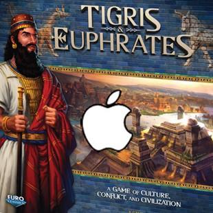 Tigres et Euphrate sur Ipad