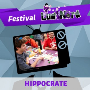 Ludinord 2015 – Proto Stratégie – Hippocrate