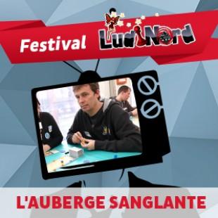 Ludinord 2015 – L'auberge sanglante – Pearl Games
