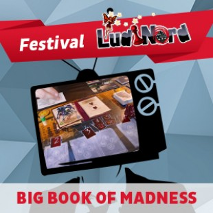 Ludinord 2015 – The Big book of madness – Iello