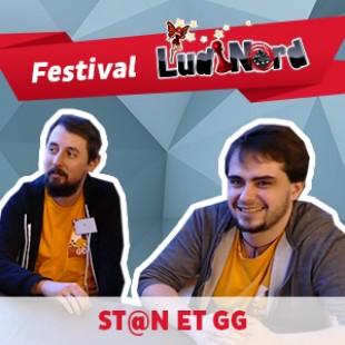Ludinord 2015 – St@n et GG – Un clic un jeu