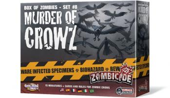 MURDER OF CROWZ