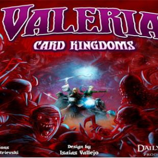Valeria: Card Kingdoms, le Minivilles qui tâche sur KS