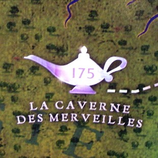Tales of the arabian nights : la caverne des merveilles