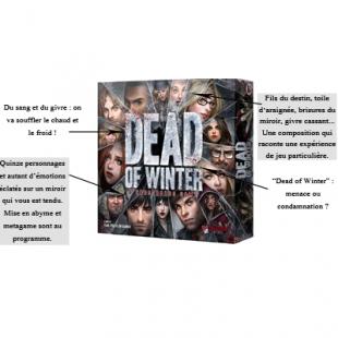 Autopsie d'une cover #2 : Dead of Winter