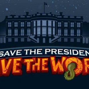 Save the president save the world