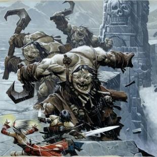 Pathfinder JCE – L'aventure 3 commence : ogres, montagnes et cartes !