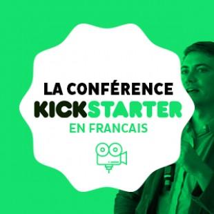 Conférence lancement Kickstarter en France – Chris Beck – VF