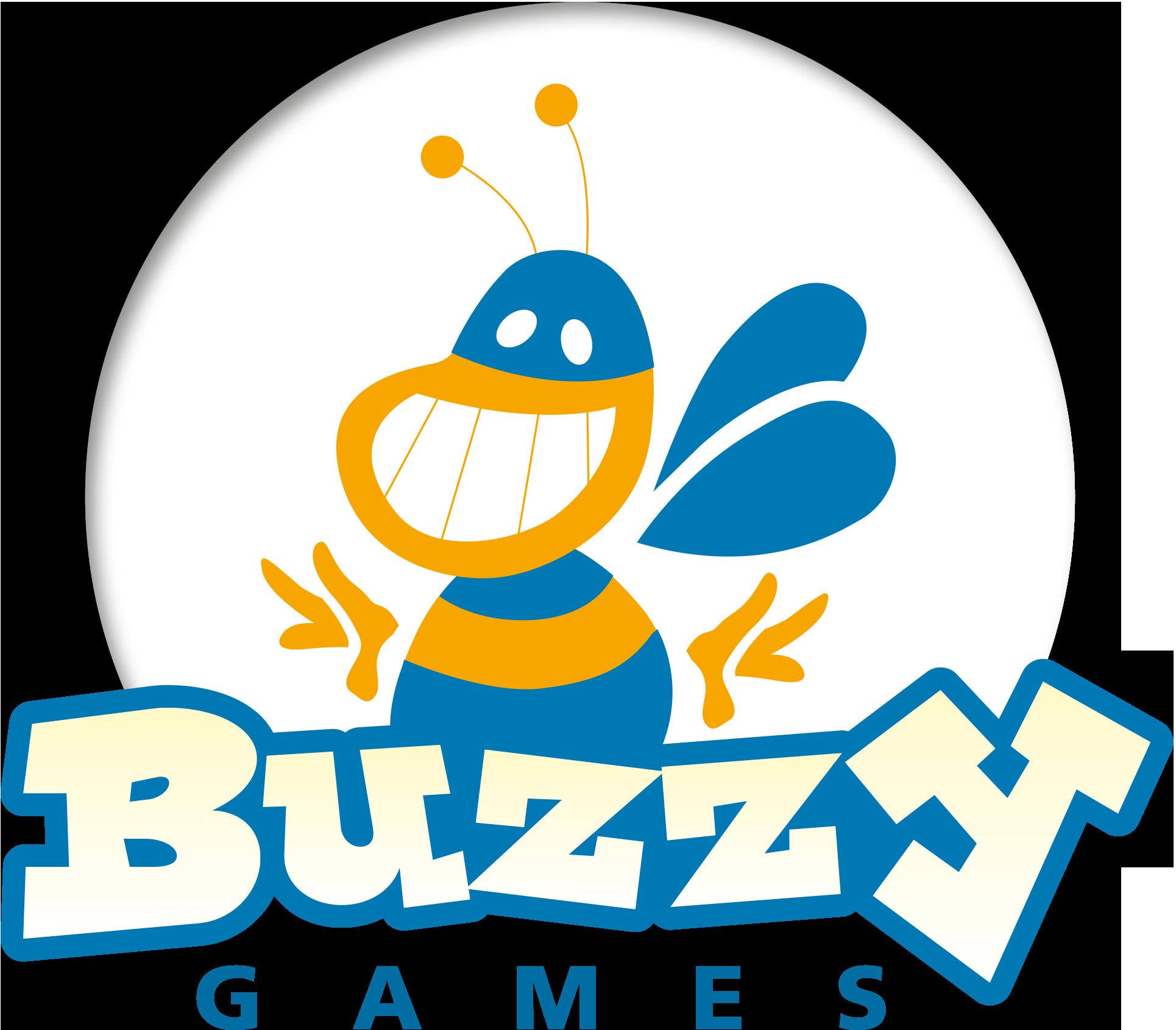 Logo BUZZY GAMES