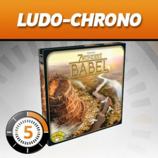 LudoChrono – Extension 7 wonders : Babel