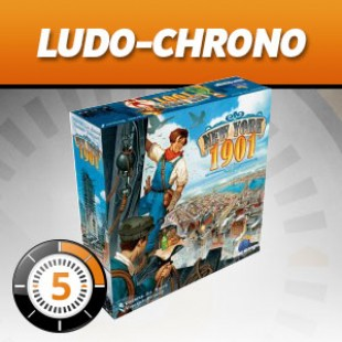 LudoChrono – New York 1901