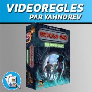 Vidéorègles – Room 25