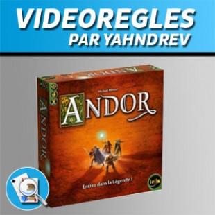 Vidéorègles – Andor