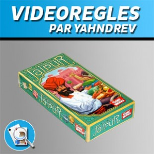 Vidéorègles – Jaipur