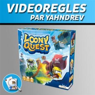 Vidéorègles – Loony Quest