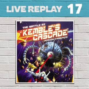 Live Replay #17 – The battle at Kemble's cascade