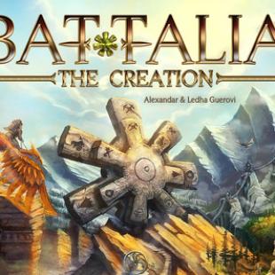Battalia : The Creation, le nouveau deckbuilder des Balkans