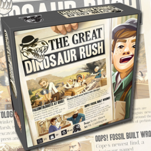 La paléontologie cet univers impitoyable : The Great Dinosaur Rush