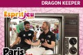 Paris Est Ludique 2015 – Dragon Keeper: The Dungeon  – Ilopeli