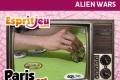 Paris Est Ludique 2015 – Alien Wars – Origames