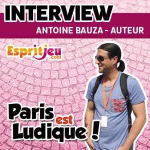 Paris Est Ludique 2015 – Interview Antoine Bauza – auteur de jeux