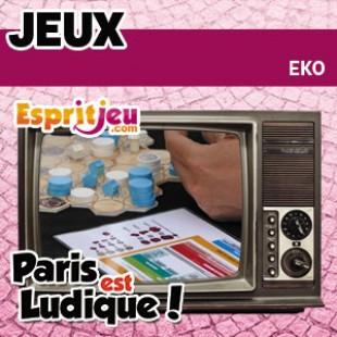 Paris Est Ludique 2015 – Eko – Sit Down