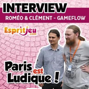 Paris Est Ludique 2015 – Interview Roméo & Clément – Gameflow