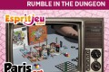 Paris Est Ludique 2015 – Rumble in the dungeon – Flatlined Games