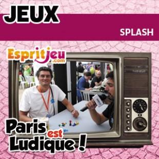 Paris Est Ludique 2015 – Splash – Atalia