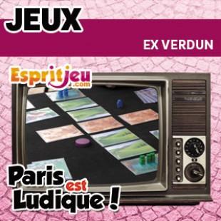 Paris Est Ludique 2015 – Ex Verdun – Sit Down