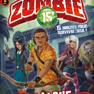"""Zombie 15 ' """"Left Alone"""""""