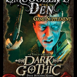 Dark Gothic: Smuggler's Den Game Supplement