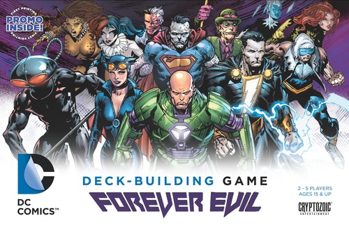 DC Comics Deck-Building Game Forever Evil  _md