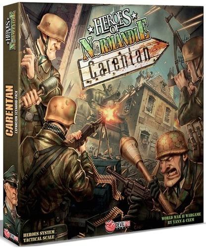 Heroes of Normandie Carentan _md