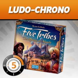 LudoChrono – Five Tribes
