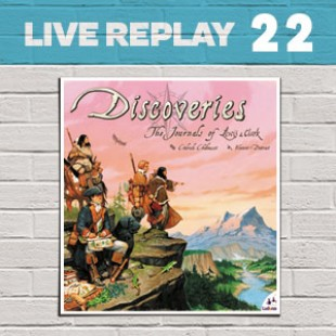 Live Replay #22 – Discoveries