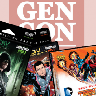 DC Comics, l'aventure deck-building continue