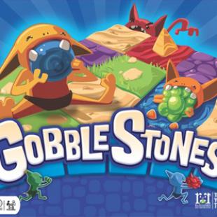 GobbleStones, pierre qui roule se mange