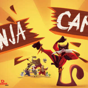Le buzz GenCon : Ninja Camp [KS]